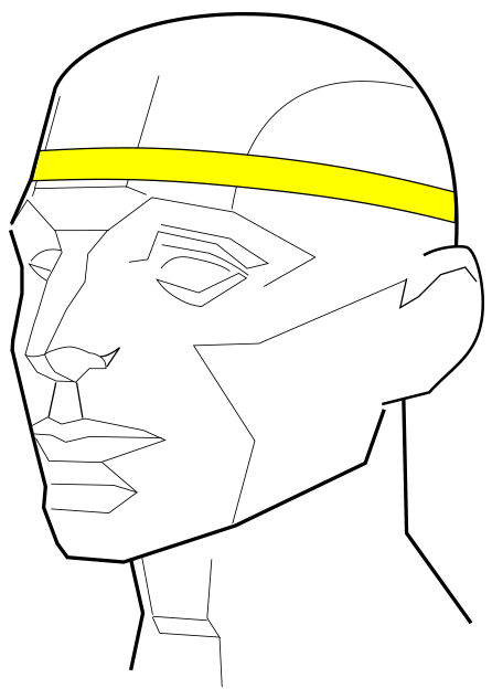 measuring head